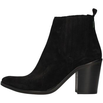 Topánky Ženy Čižmičky Dakota Boots DKT24 BLACK