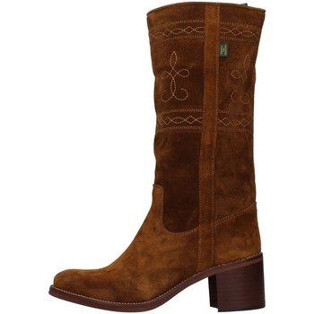 Topánky Ženy Čižmy do mesta Dakota Boots C5 BROWN