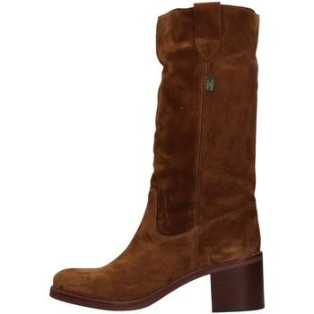 Topánky Ženy Čižmy do mesta Dakota Boots C1 BROWN