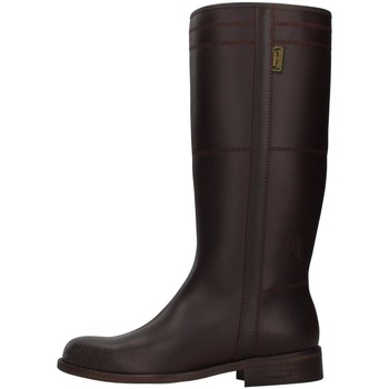 Topánky Ženy Čižmy do mesta Dakota Boots 300-LU BROWN
