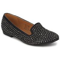 Topánky Ženy Balerínky a babies Buffalo DUKKE čierna