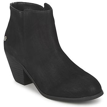 Topánky Ženy Čižmičky Blink MARA Čierna