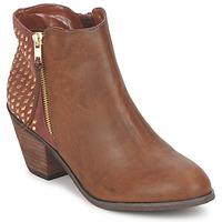 Topánky Ženy Čižmičky Blink MARA ťavia hnedá