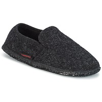 Topánky Muži Papuče Giesswein NIEDERTHAL Čierna