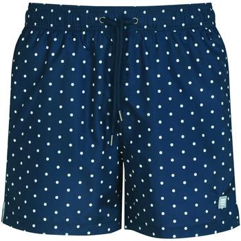 Oblečenie Muži Plavky  Mey 60735 - 668 Modrá