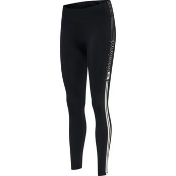 Oblečenie Ženy Legíny Hummel Legging femme  hmlLGC blair mw noir