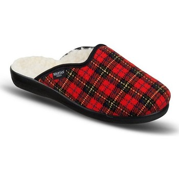 Topánky Ženy Papuče Mjartan Dámske červené papuče  MELISA červená