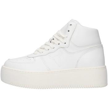 Topánky Ženy Členkové tenisky Windsor Smith WSPTHRIVE WHITE