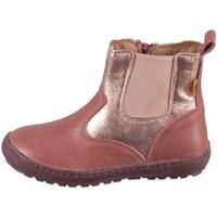 Topánky Dievčatá Čižmičky Bisgaard Ebba Ružová