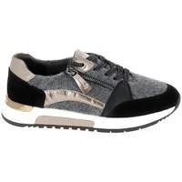 Topánky Nízke tenisky Jana Sneaker 23710 Noir Čierna