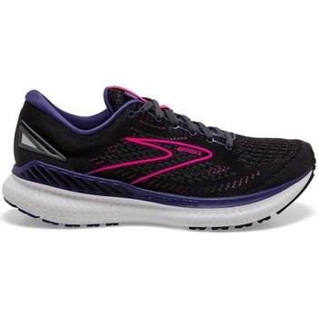 Topánky Ženy Bežecká a trailová obuv Brooks Glycerin Gts 19 Čierna