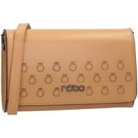 Tašky Ženy Vrecúška a malé kabelky Nobo NBAGK0550C017 Béžová