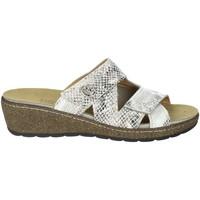 Topánky Ženy Šľapky Novaflex FORESTO White