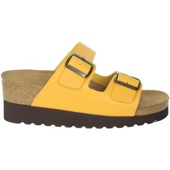 Topánky Ženy Šľapky Novaflex BRANDICO Mustard