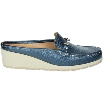 Topánky Ženy Mokasíny Novaflex BOLLATE Blue