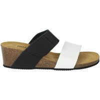 Topánky Ženy Šľapky Novaflex BISUSCHIO White/Black