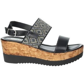 Topánky Ženy Sandále Novaflex FRESONARA Black