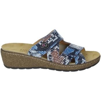 Topánky Ženy Šľapky Novaflex FORESTO Blue