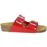 Topánky Ženy Šľapky Novaflex FARINDOLA Red