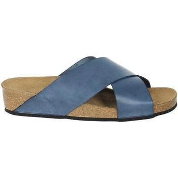 Topánky Ženy Šľapky Novaflex BREIA Blue
