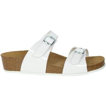 Topánky Ženy Šľapky Novaflex BRANDIZZO White