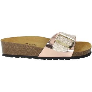 Topánky Ženy Šľapky Novaflex BISEGNA Light dusty pink