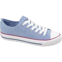Topánky Ženy Nízke tenisky Lee Cooper LCWL2031034 Modrá