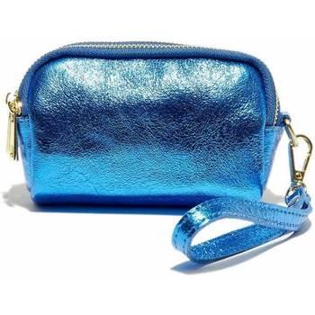 Tašky Ženy Malé peňaženky Abaco Studio DORE BLEU ELECTRIQUE