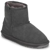 Topánky Ženy Polokozačky EMU STINGER MINI šedá