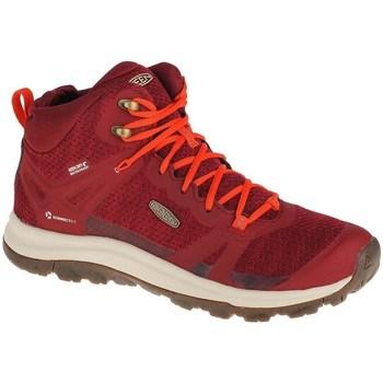 Topánky Ženy Členkové tenisky Keen Terradora II WP Červená