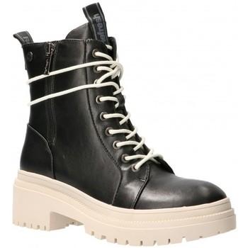 Topánky Ženy Polokozačky Refresh 58333 Hnedá