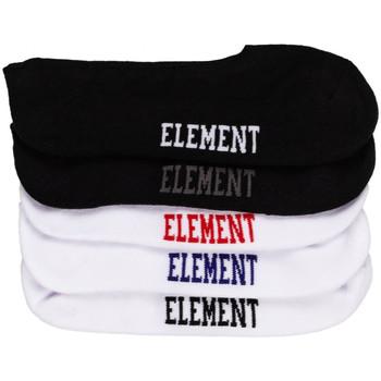 Doplnky Muži Ponožky Element Low-rise socks 5 p. Viacfarebná