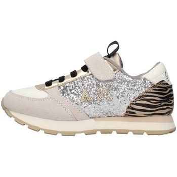Topánky Dievčatá Nízke tenisky Sun68 Z41411 SILVER