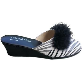 Topánky Ženy Nazuvky Milly MILLY300zebner nero