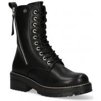 Topánky Ženy Polokozačky Etika 55060 Čierna