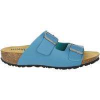 Topánky Ženy Šľapky Novaflex FELETTO Light Blue