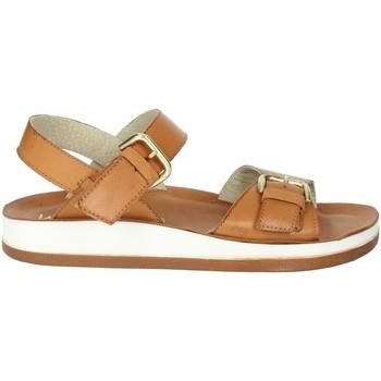 Topánky Ženy Sandále Novaflex FALMENTA Brown leather