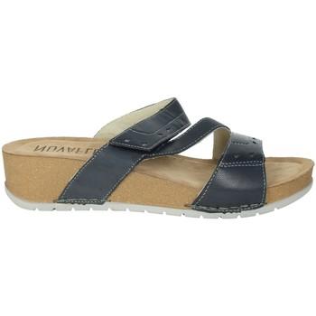 Topánky Ženy Šľapky Novaflex FALERONE Blue