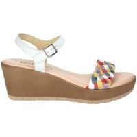 Topánky Ženy Sandále Novaflex BASTIA White/Red