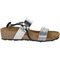 Topánky Ženy Sandále Novaflex AMEGLIA Steel grey