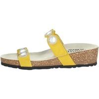 Topánky Ženy Šľapky Novaflex ADRARA Yellow