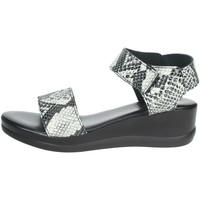 Topánky Ženy Sandále Novaflex ACERNO White/Black