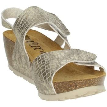Topánky Ženy Sandále Novaflex FERENTILLO Platinum