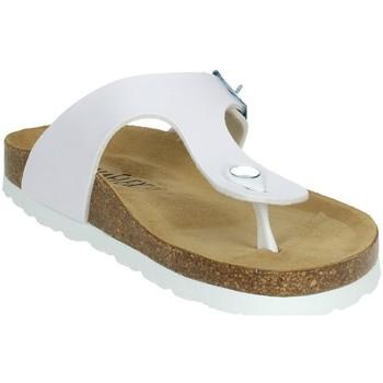 Topánky Ženy Žabky Novaflex FAVRIA White