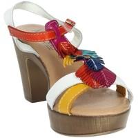 Topánky Ženy Sandále Novaflex BASIGLIO White