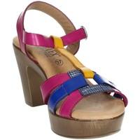 Topánky Ženy Sandále Novaflex BASIANO Fuchsia