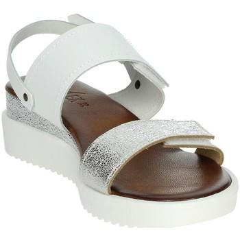 Topánky Ženy Sandále Novaflex BAIANO White/Silver