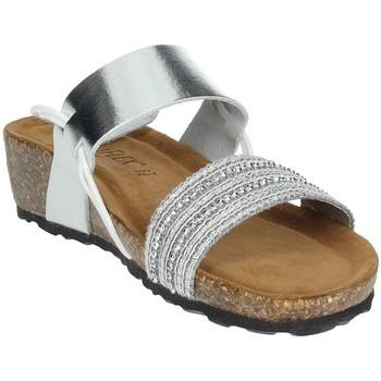 Topánky Ženy Sandále Novaflex AMBIVERE Silver