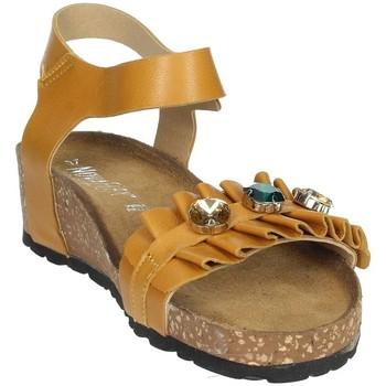 Topánky Ženy Sandále Novaflex AGLIE Mustard