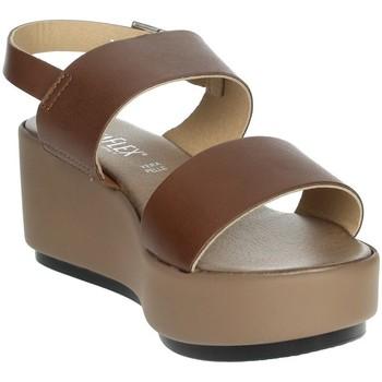 Topánky Ženy Sandále Novaflex ACQUARO Brown